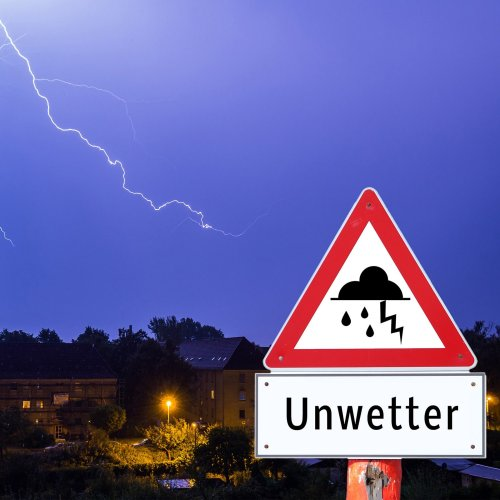 Achtung! Erneute Hochwassergefahr für Deutschland