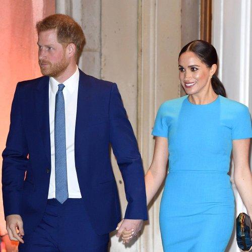 Herzogin Meghan & Prinz Harry: Ist es wirklich aus?
