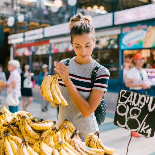 Das passiert, wenn du jeden Tag eine Banane isst