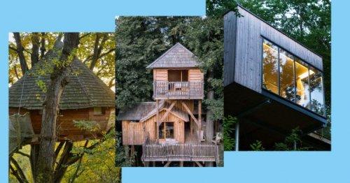 Les cabanes les plus incroyables à louer en France