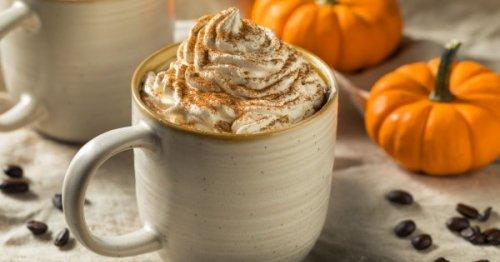 La recette du Pumpkin Spice Latte parfait pour l'automne