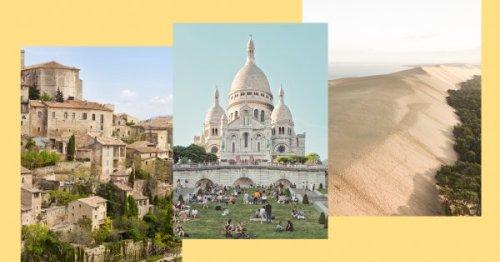 Les plus beaux lieux à voir une fois dans sa vie en France