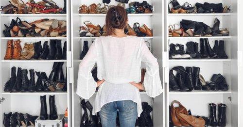 10 astuces pour bien ranger ses chaussures