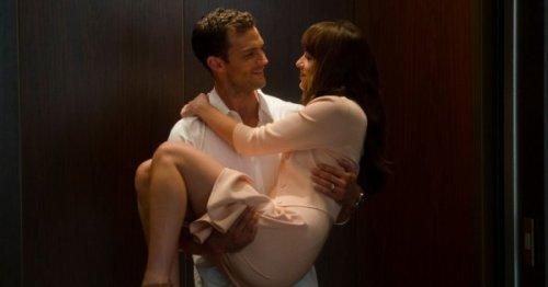 Jamie Dornan taquinait Dakota Johnson pendant les scènes de sexe