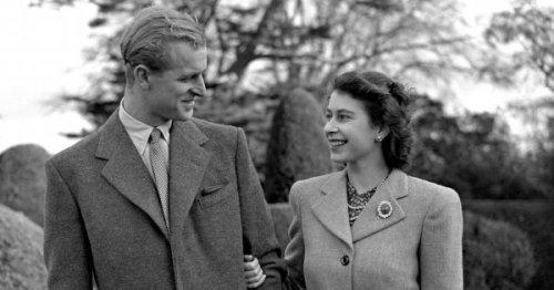 Le geste très romantique du prince Philip à Elizabeth II à leur mariage