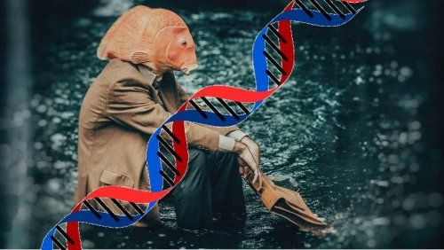 'Technically no longer human' – can mRNA COVID-19 vaccines meld with your DNA?