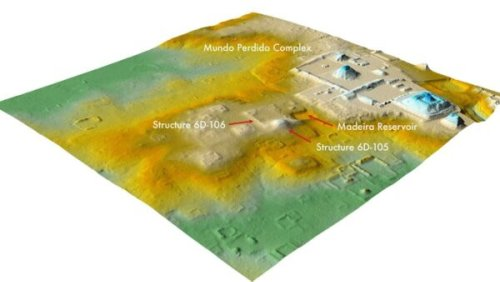 Uncovering the secrets of an ancient Mayan city
