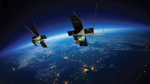 Go go gadget CubeSat!