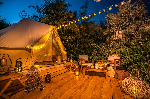 """The most luxurious """"glamping"""" spots in Ontario"""