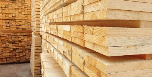 Timber! Lumber prices come crashing down