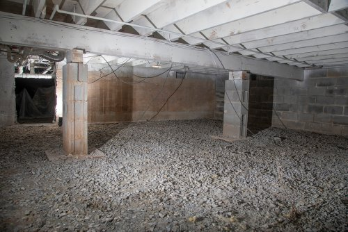 3 common cottage foundations and possible fixes