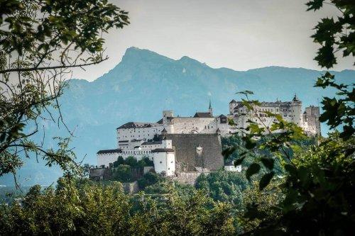 Grünes Salzburg - Wandern & Berge über den Dächern der Stadt - Couchflucht.de