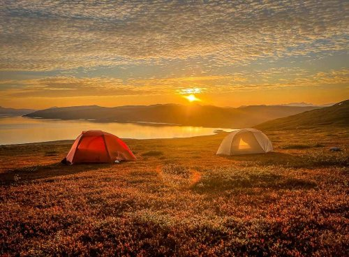 Packliste zum Trekking mit Zelt - Couchflucht.de