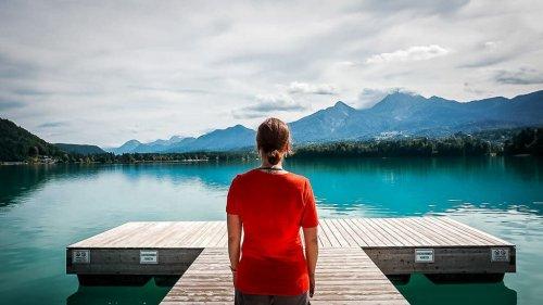 Kärntner Seen - Wandern auf dem Alpe-Adria-Trail Etappe 19 - 21 - Couchflucht.de