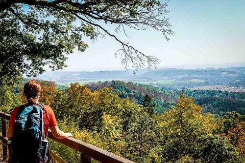 Naturpark Südharz – Aktiv unterwegs rund um Nordhausen in Thüringen