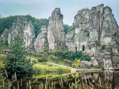 Hermannshöhen im Teutoburger Wald - Wandern auf einem der Top Trails of Germany - Couchflucht.de