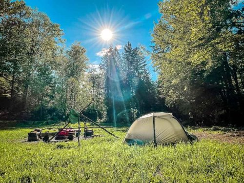 Frankenwald - Wandern & Trekking - Couchflucht.de