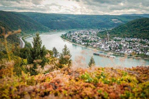 Mittelrheintal - Die 10 schönsten Ausflugsziele am Romantischen Rhein - Couchflucht.de