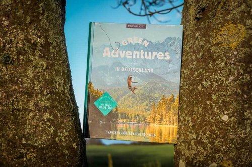 Green Adventures in Deutschland - Buchvorstellung - Couchflucht.de