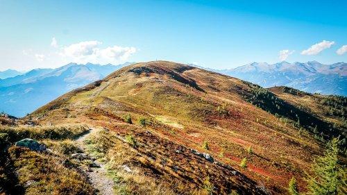 Millstätter See-Wandern auf dem Alpe-Adria-Trail E10-12