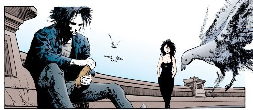 """""""The Sound of Her Wings:"""" The Brilliance of Death and 'The Sandman' Issue That Changed My Life"""