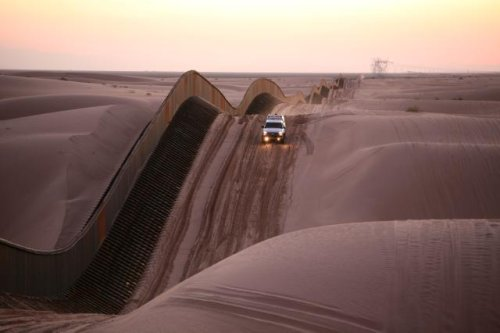 For the US, the Climate Plan is More Walls and Armed Agents at the Border
