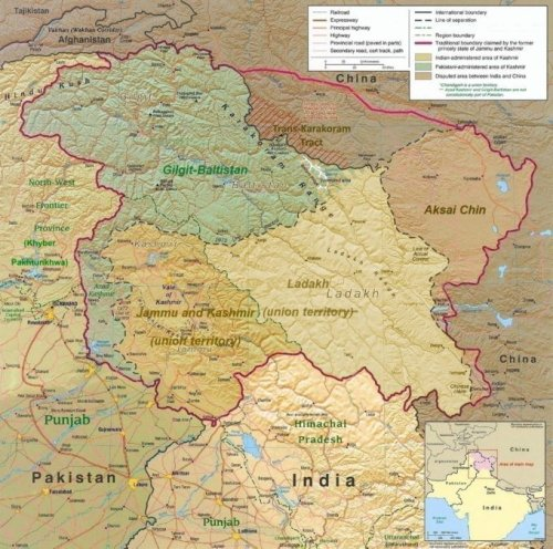 The Indian Nation and Its Borders - CounterPunch.org