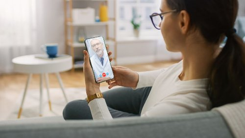 Virtual doctor's visits popular during COVID-19 would be covered through 2023 under telehealth measure OK'd by Connecticut Senate. Here's what you need to know.