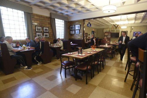 Polish National Home restaurant in Hartford reopens — entirely staffed by volunteers