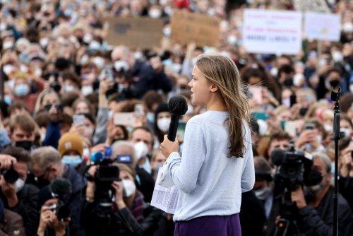 Climat. Greta Thunberg implore l'émergence d'un leader providentiel