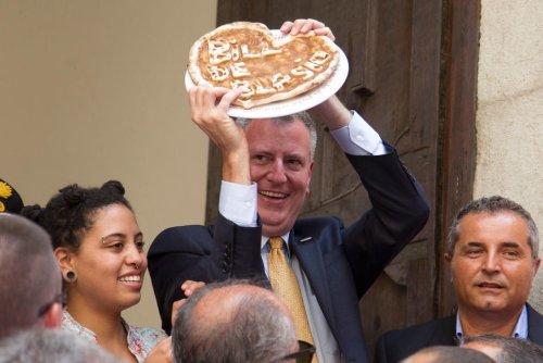 """Vidéo. Les moments les plus saugrenus de Bill de Blasio, maire """"déchaîné"""" de New York"""