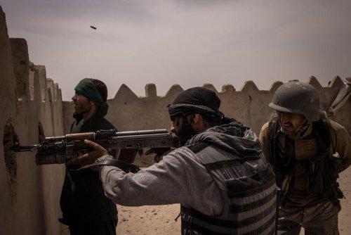 """Retrait américain. L'Afghanistan transformé en """"champ de bataille"""""""