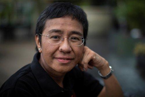 """Philippines. Maria Ressa, Prix Nobel de la paix : """"Nous luttons pour les faits"""""""