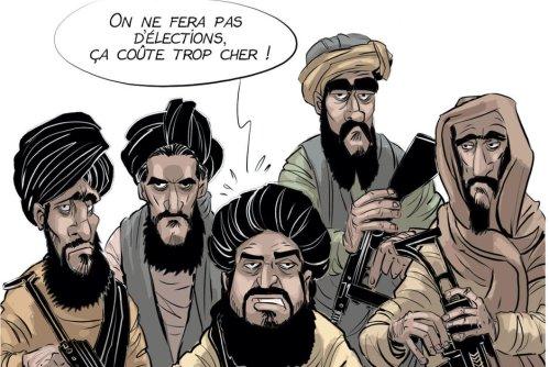 Talibans. En Afghanistan, un ordre nouveau s'installe