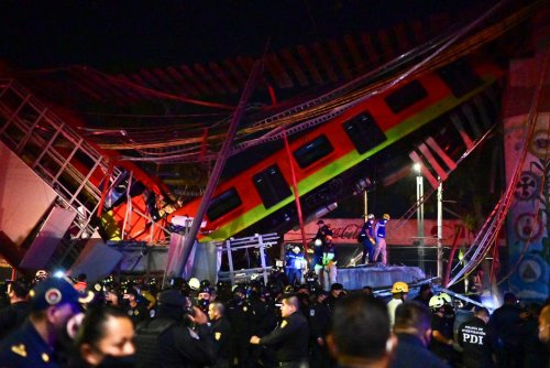 Drame. L'effondrement d'un pont fait au moins 23 morts à Mexico, une catastrophe annoncée