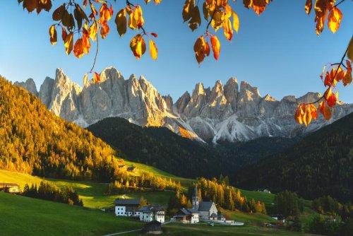 Italie. Le Tyrol du Sud, ses paysages à couper le souffle et sa fête des Vendanges
