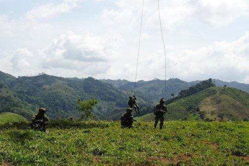 Terreur. En Colombie, plus de 4000 villageois fuient sous la menace de narcotrafiquants