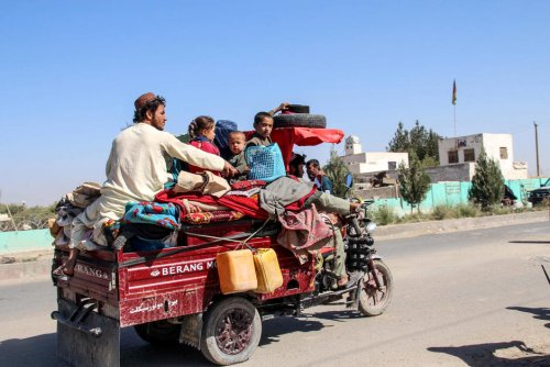 """Vu des États-Unis. Une """"nouvelle crise migratoire"""" en gestation après le retrait américain d'Afghanistan"""