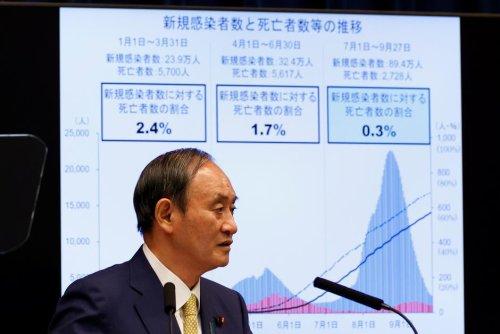 """Assouplissement. Après un """"recul mystérieux"""" de la pandémie, le Japon va lever l'état d'urgence"""