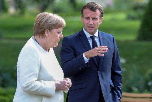 """Relais. Emmanuel Macron est-il le """"nouveau Merkel""""?"""