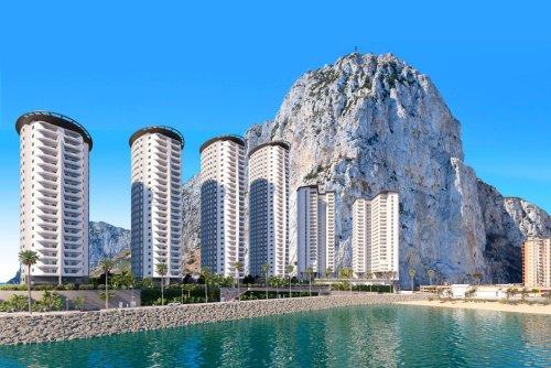 """Expansion. Gibraltar, un """"parasite"""" toujours plus vorace"""