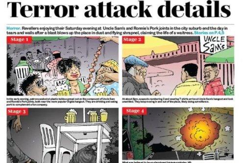 Terrorisme. Les détails de l'attentat revendiqué par Daech en Ouganda