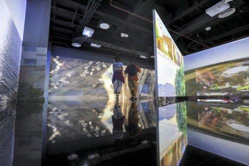 Dystopie. Exposition universelle : les pavillons surréalistes des pays du Moyen-Orient