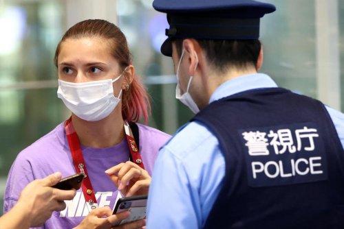 """Jeux olympiques.. Une sprinteuse biélorusse conduite à l'aéroport de Tokyo """"contre son gré"""""""