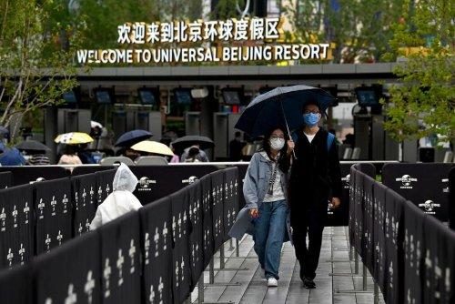 Chine-États-Unis. En pleine crise diplomatique, NBCUniversal ouvre un parc à thème à Pékin