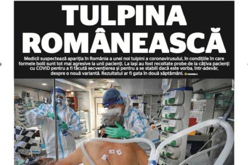 Covid-19. Submergée par la pandémie, la Roumanie suspecte un nouveau variant