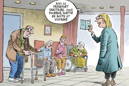 Vu d'Allemagne. Le pass sanitaire à la française, un succès, vraiment?