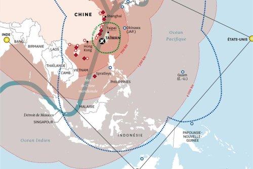 Stratégie. Pour reconquérir Taïwan, Pékin mise sur une guerre éclair