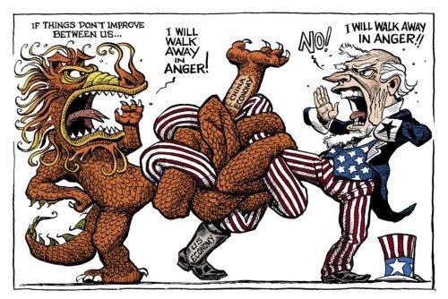 Géopolitique. Chine–États-Unis : un antagonisme ancien