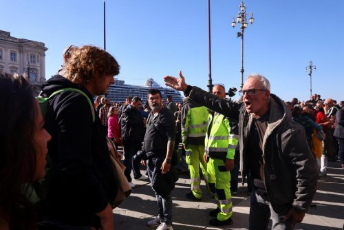 Échec. Malgré l'obligation, un million d'Italiens vont travailler sans pass sanitaire